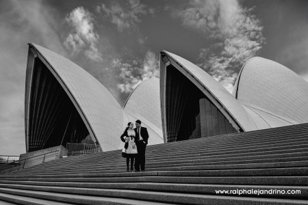sydney opera house engagement